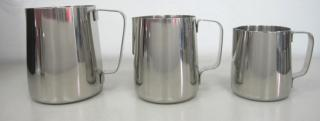 Stainless Steel Milk Jar
