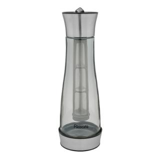 All-In-One Glass Bottle with Tea filter