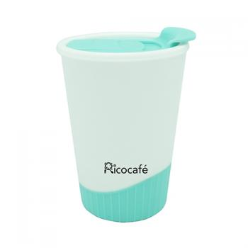 Plastic Double Wall Coffee Mug