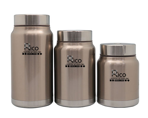 Stainless Steel Vacuum Food Jar