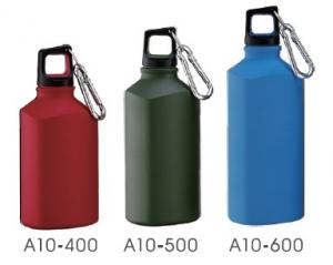 Aluminum Triangle Sport Bottle