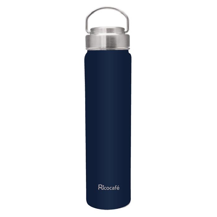 Stainless Steel Vacuum Sports Bottle With S/S Loop 750ML