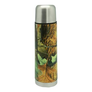 Stainless Steel Camouflage Vacuum Flask
