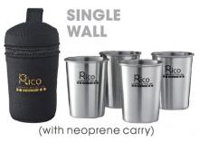Stainless Steel Cup Sets