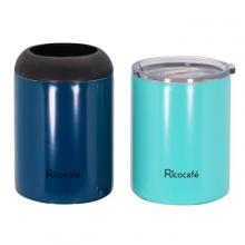 Stainless Steel Vacuum Can Cooler Mug