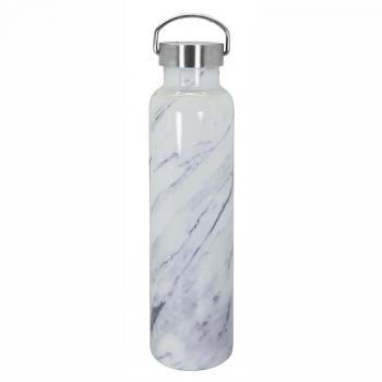 Stainless Steel Vacuum Sports Bottle With All S/S Cap
