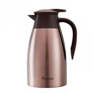 Stainless Steel Vacuum Coffee Pot