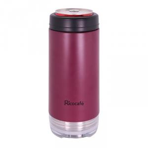 Dual-Use Stainless Steel Vacuum Cooler & Mug