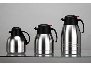 Classic Stainless Steel Vacuum Coffee Pot