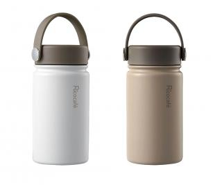 Carry Ceramic Coating Stainless Steel Vacuum Coffee Mug